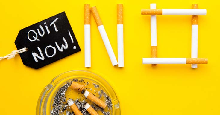 Put Down The Cigarettes